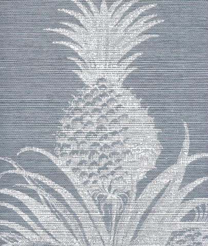 Petite Pineapple Grasscloth