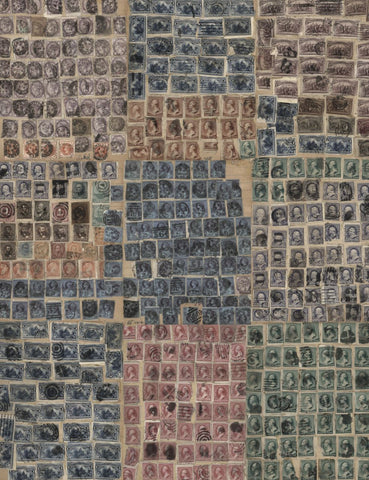 STAMPS, by John Derian