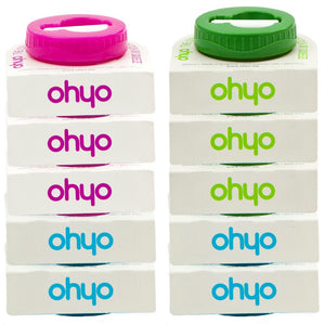 Ohyo 10-Pack in 2 colours