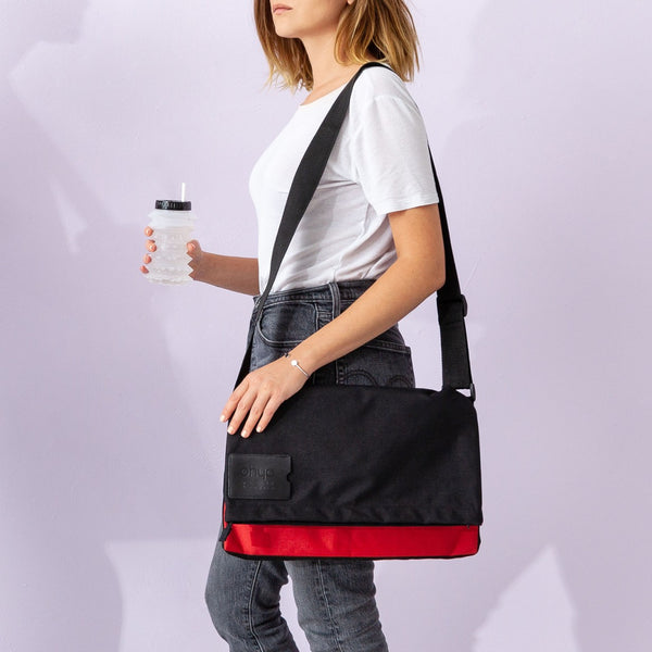 Ohyo 2Bag by Felix Conran (Red)