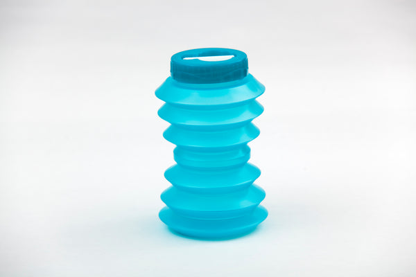Ohyo Collapsible Water Bottle (Blue)