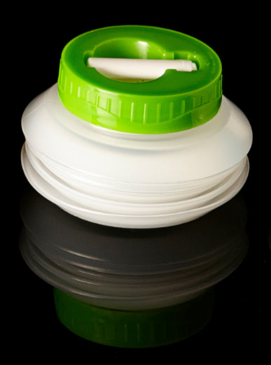 Ohyo Collapsible Water Bottle (Clear)