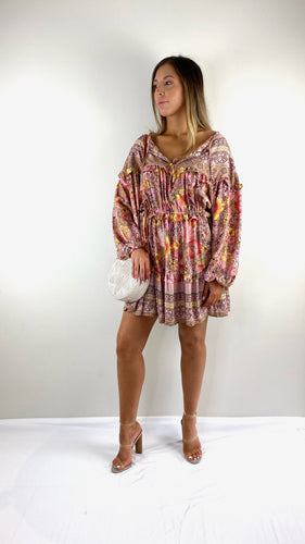 The 'Rylee' Boho Dress