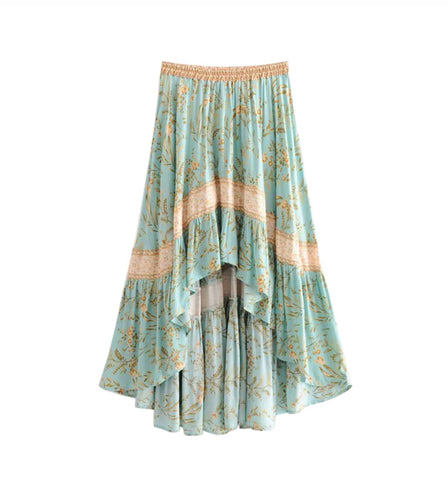 The 'Kath' Asymmetrical Skirt