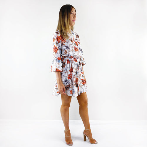 The 'Aimee' Floral Dress