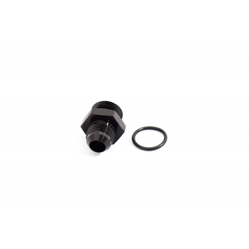 BTR AN to ORB Adapter Fitting -12 ORB to -10AN Black