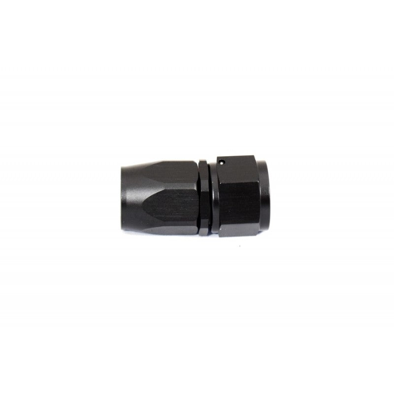 BTR AN Fitting Straight -16AN Hose End Black