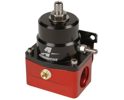 Aeromotive A1000 Boost Ready EFI Fuel Pressure Regulator