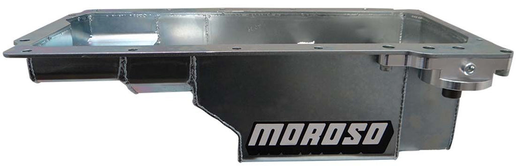 Moroso LSx Street/Strip Rear Sump F-Body Race Oil Pan 20139