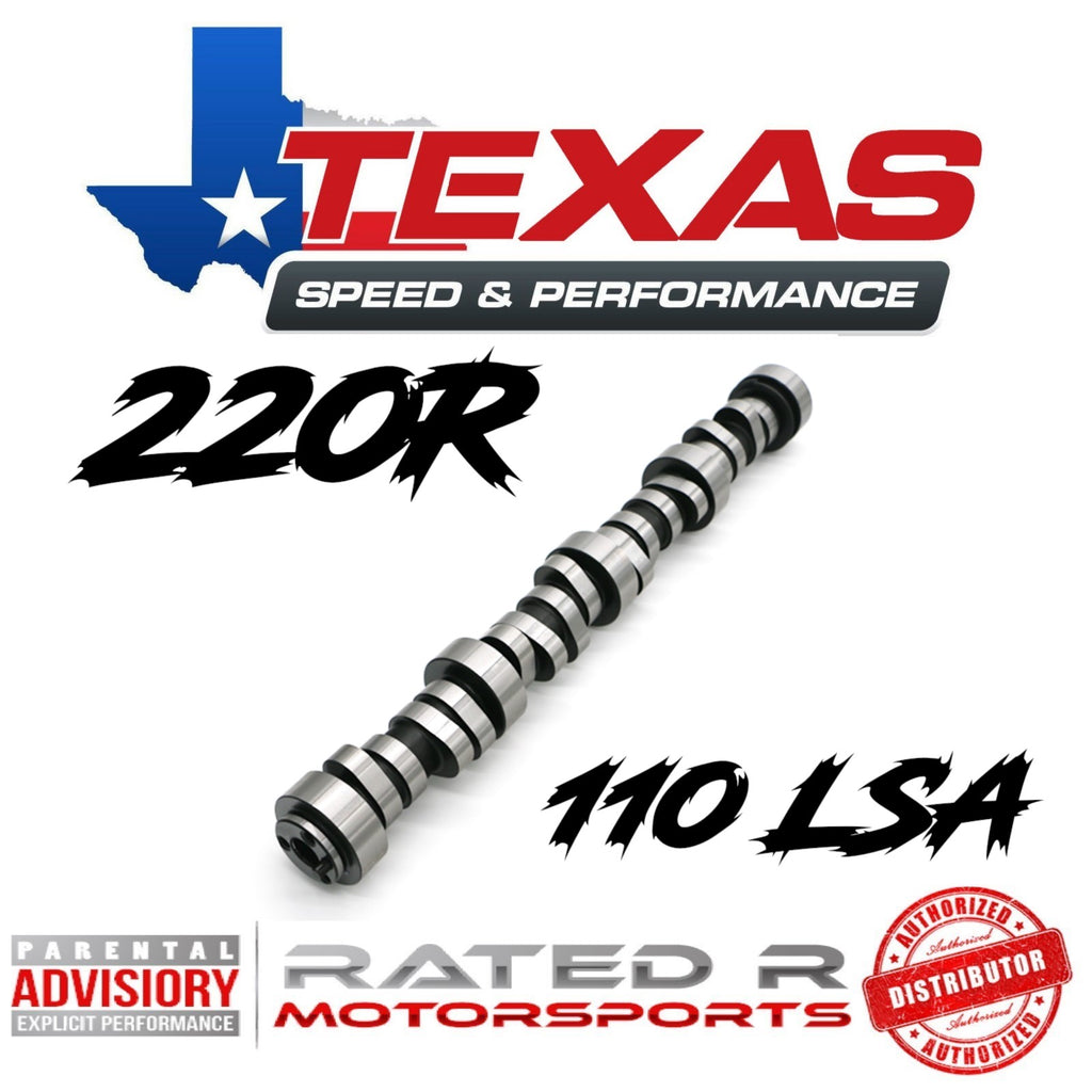 Texas Speed LS1 LS6 LS2 220R 110 LSA Camshaft