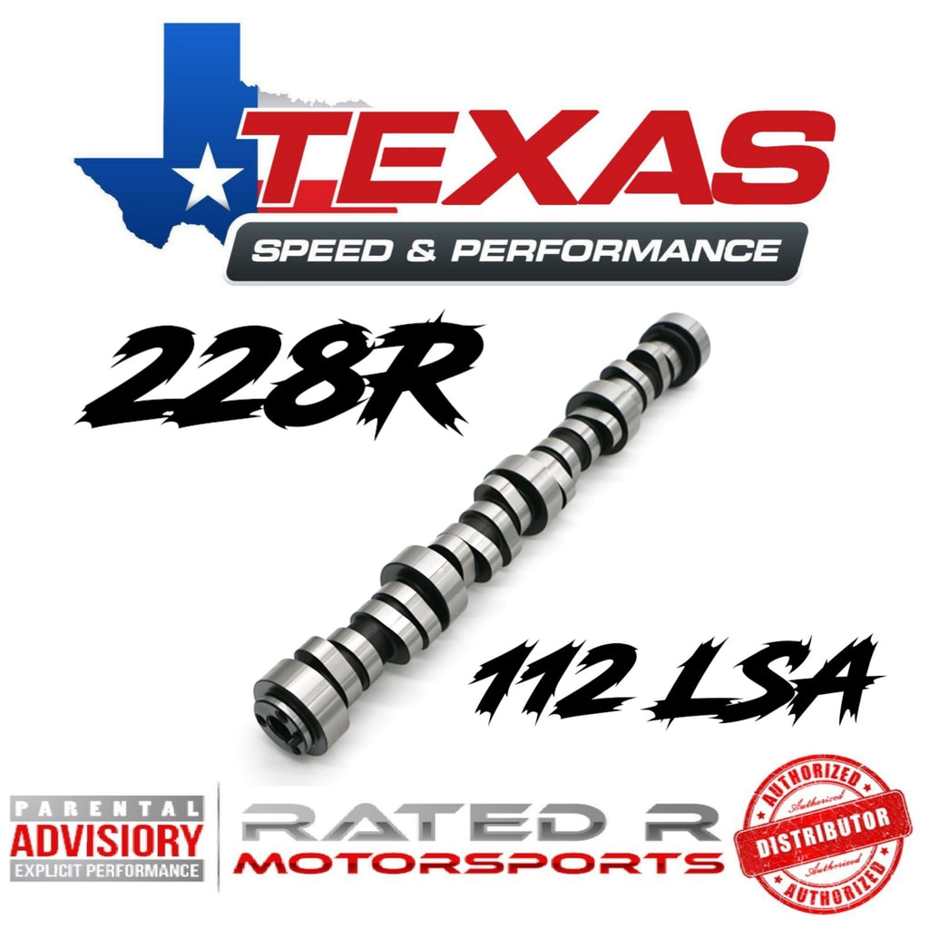 Texas Speed LS1 LS6 LS2 228R 112 LSA Camshaft