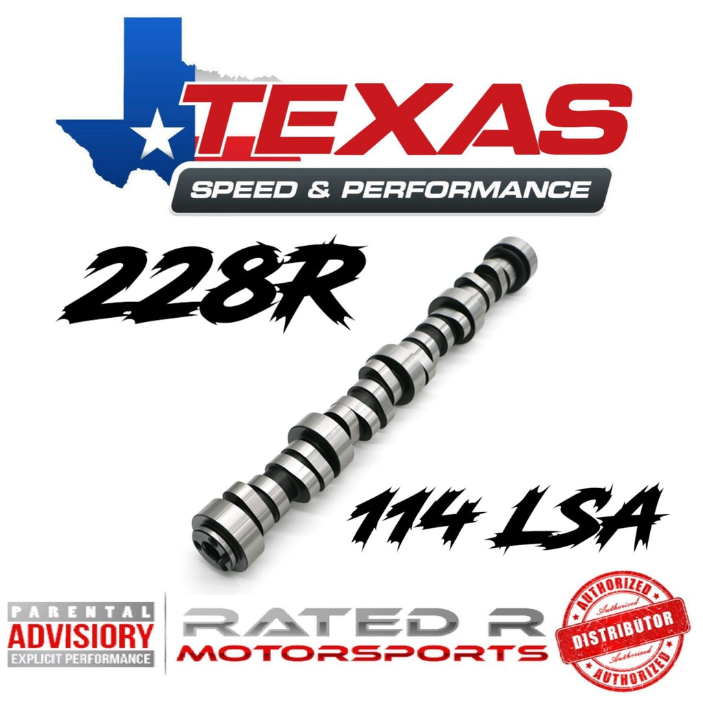 Texas Speed LS1 LS6 LS2 228R 114 LSA Camshaft