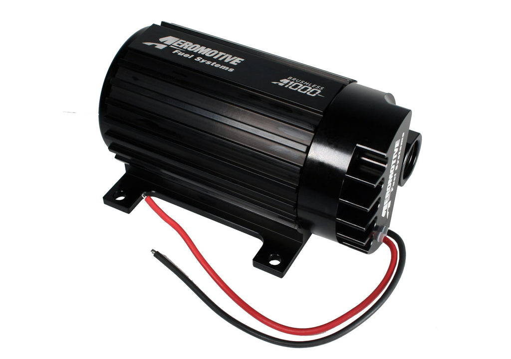 Aeromotive Brushless A1000 External Fuel Pump Signature Body