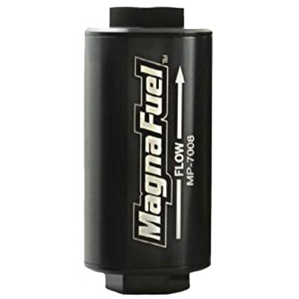 Magnafuel 25 Micron In Line Post Fuel Filter -8an