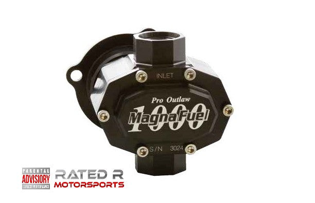 Magnafuel Pro Outlaw 750 Series Belt Drive Fuel Pump