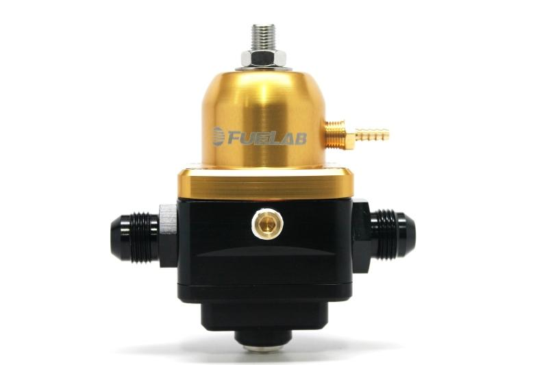 Fuelab 529 Series Electronic EFI Fuel Pressure Regulator -8an
