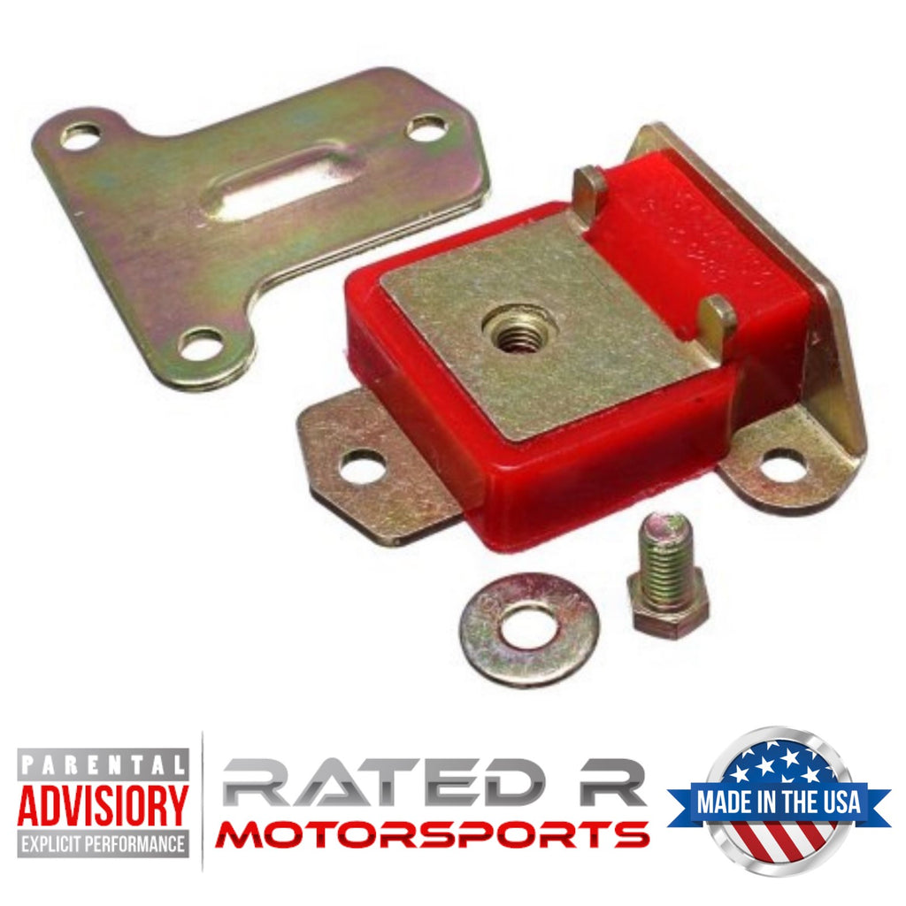 Energy Suspension 1pc Early Truck Style SBC Engine Mount