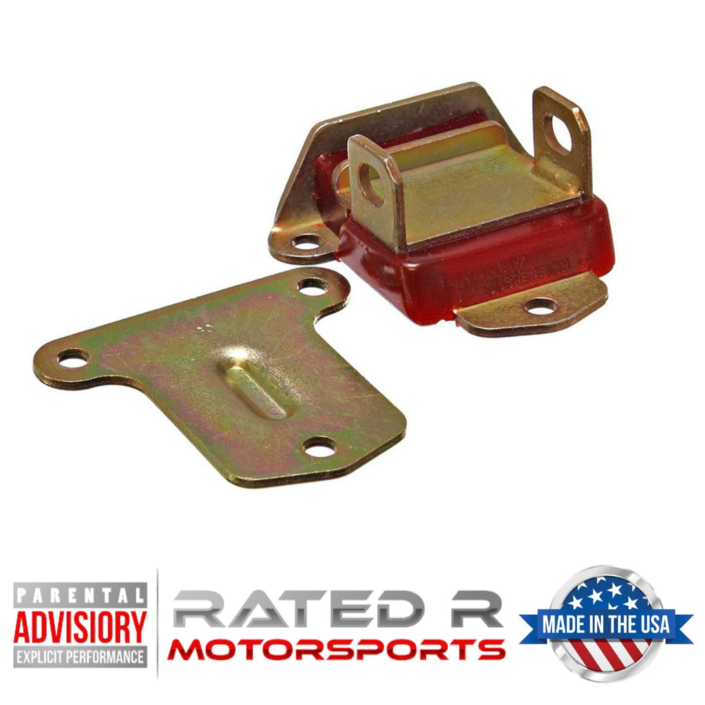 Energy Suspension 1pc Early Car Style SBC Engine Mount