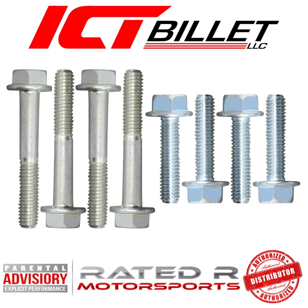 ICT Billet GM LS Throttle Body BOLT KIT ONLY