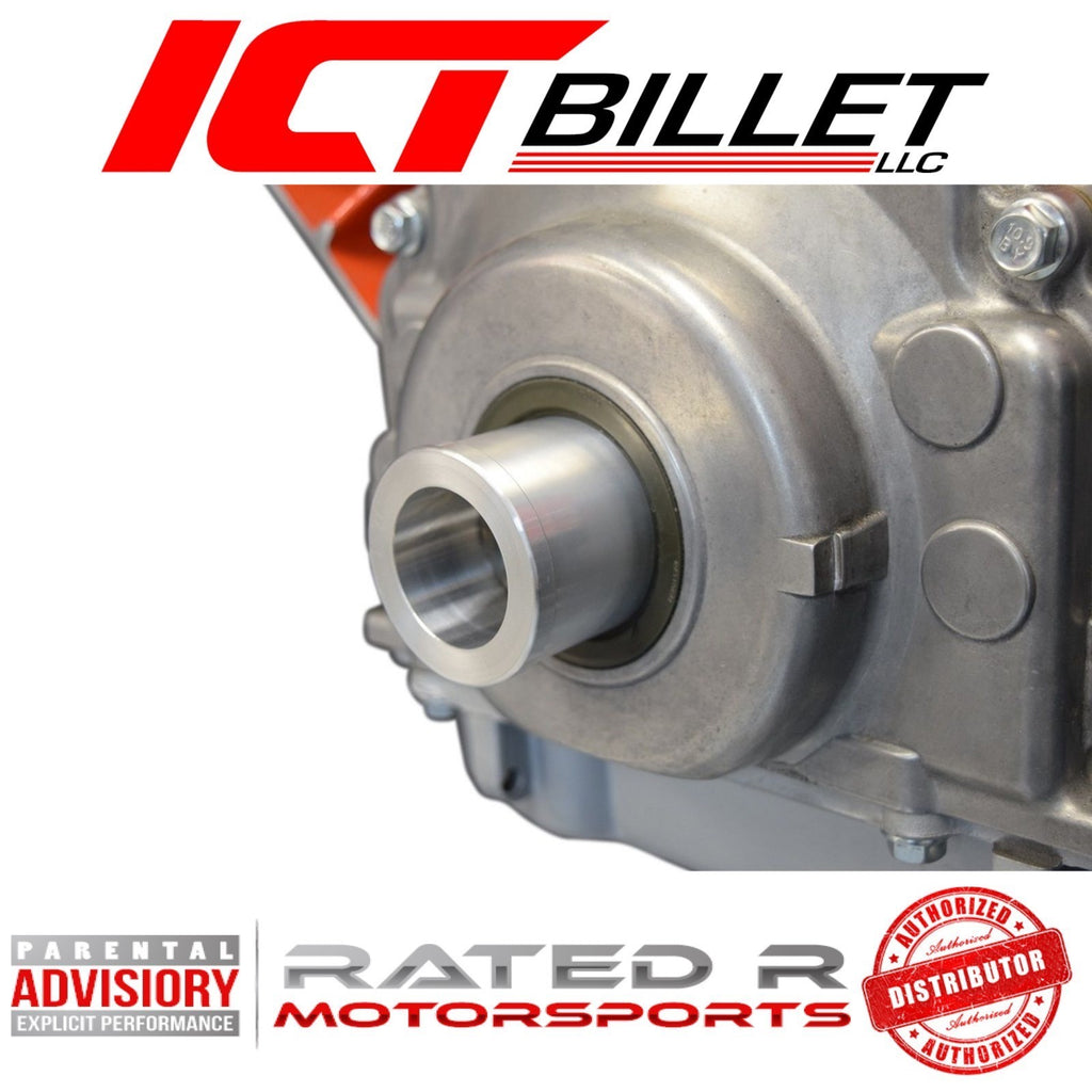 ICT Billet LS Timing Cover Seal Alignment Tool Align Sleeve