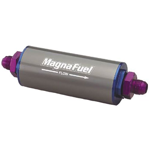 Magnafuel 10 Micron In Line Post Fuel Filter -8an