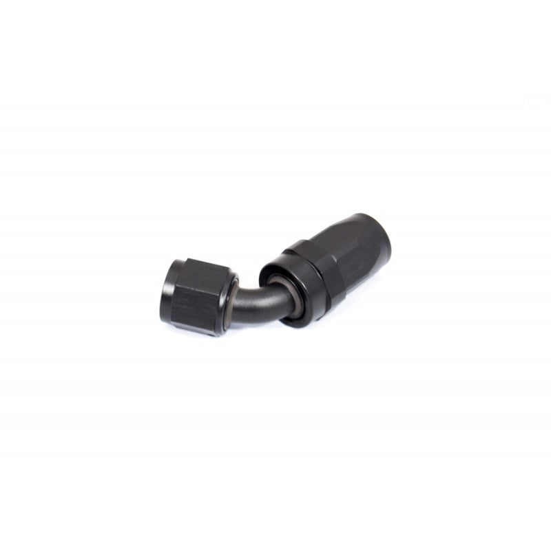 BTR AN Fitting 60° -8AN Hose End Black