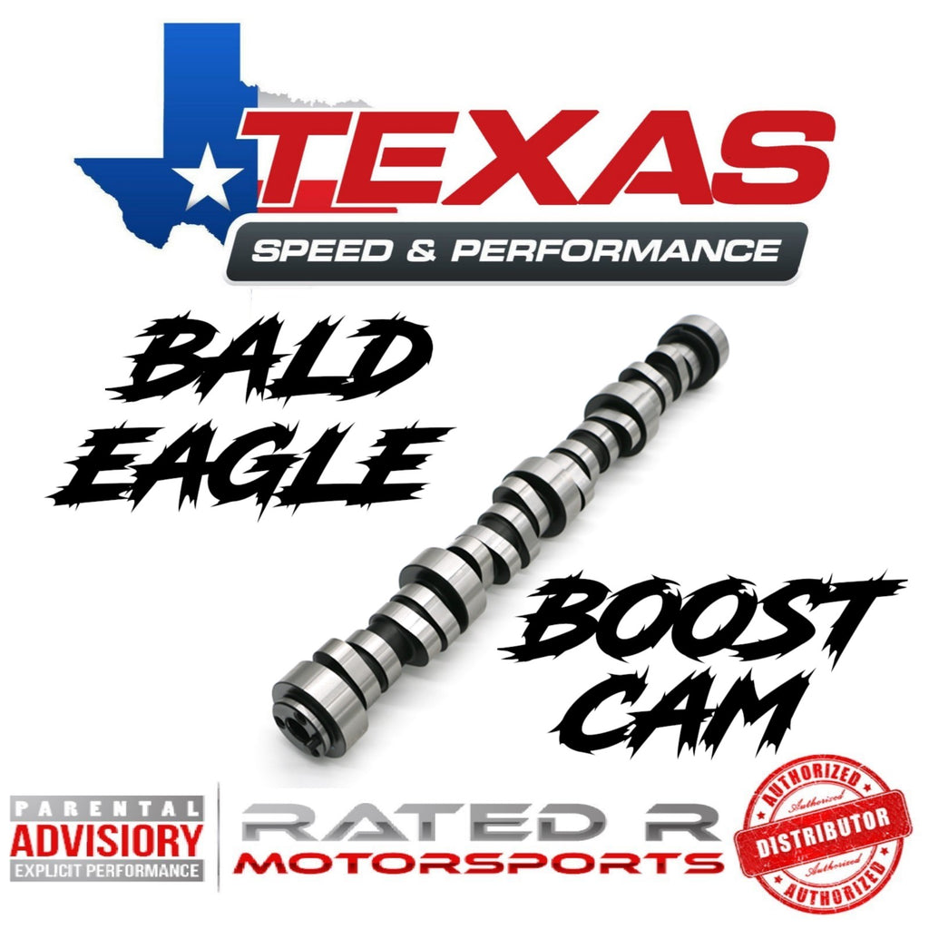 Texas Speed LS1 LS6 LS2 Cleetus McFarland Bald Eagle Boost Cam