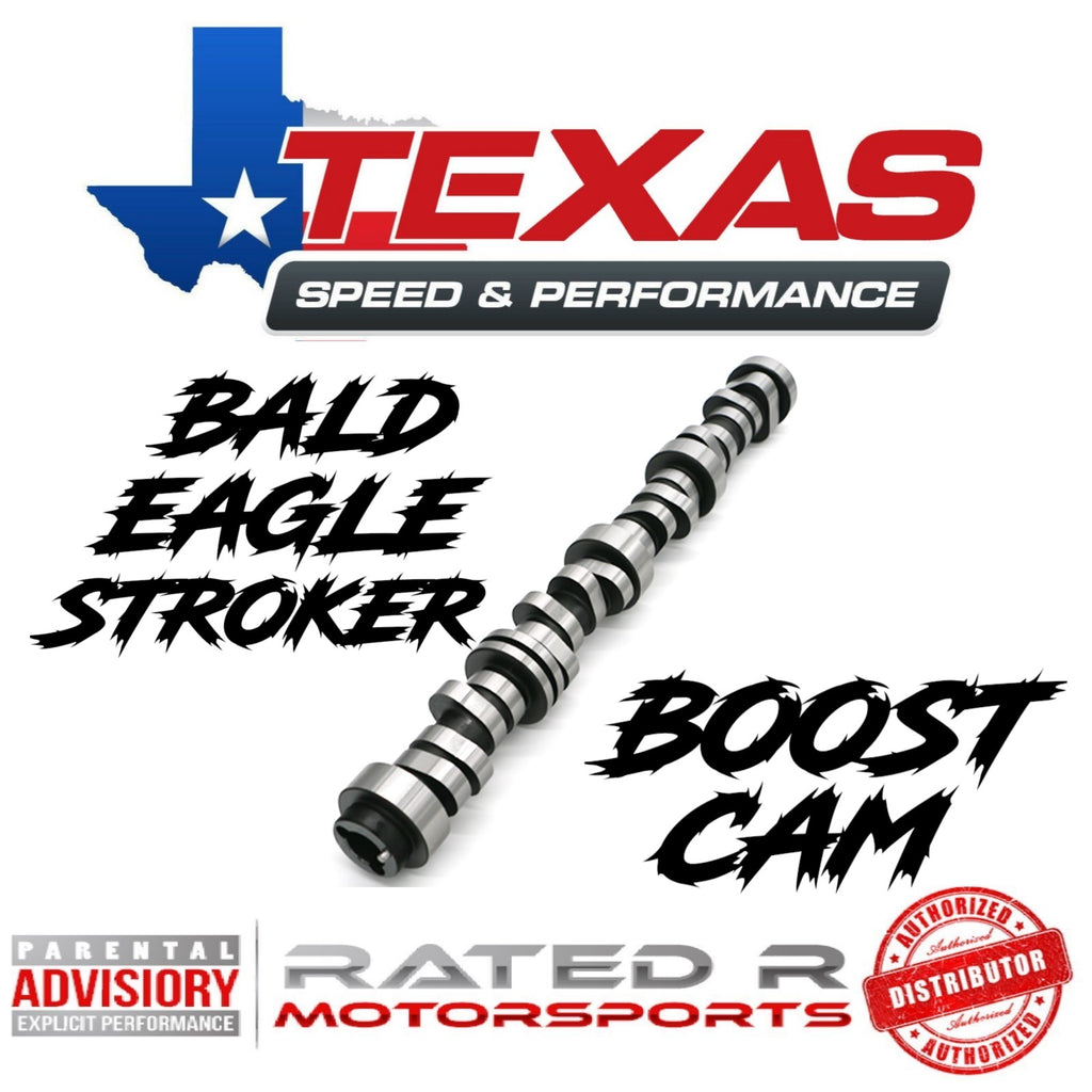 Texas Speed Gen 5 LT1 Cleetus McFarland Bald Eagle Stroker Boost Cam