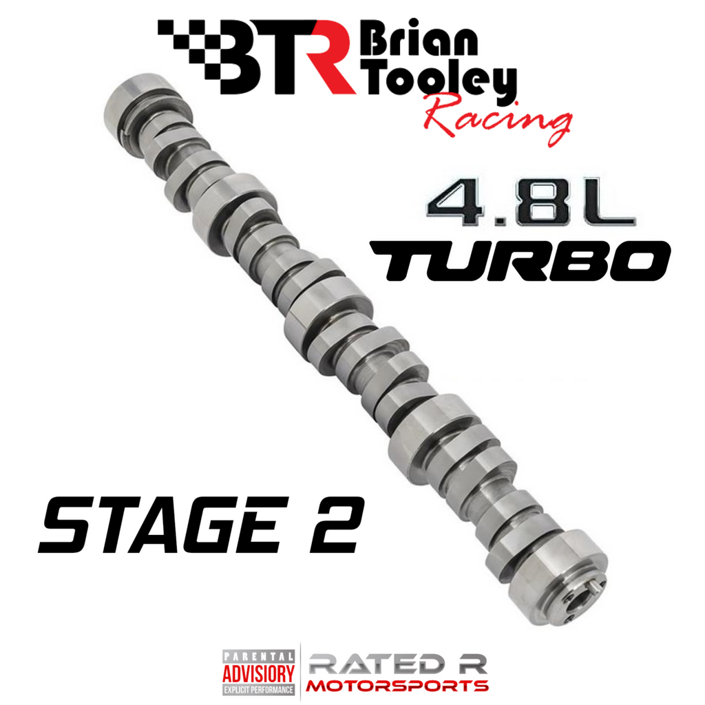 Brian Tooley Racing GM LS 4.8L Truck Turbo Stage 2 Camshaft