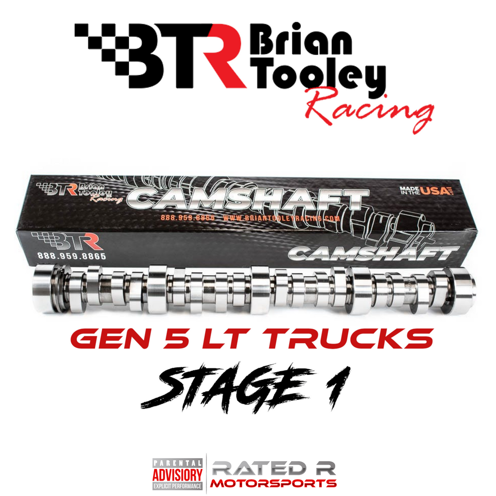 Brian Tooley Racing GM Gen 5 Truck Stage 1 Camshaft