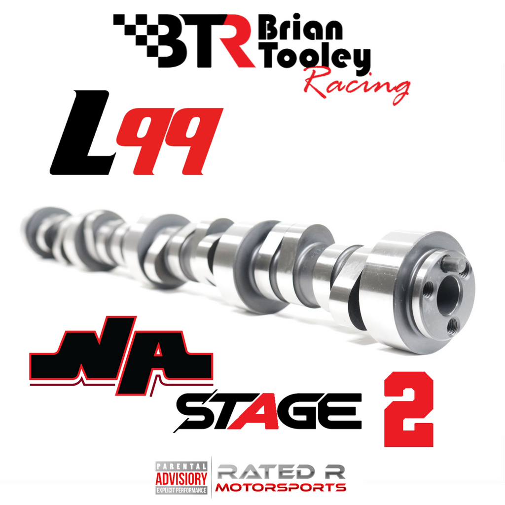 Brian Tooley Racing GM L99 VVT Naturally Aspirated Stage 2 Camshaft