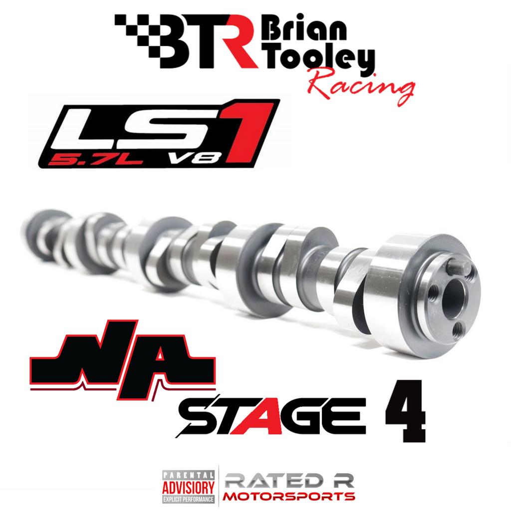 Brian Tooley Racing GM LS1 Naturally Aspirated Stage 4 Camshaft