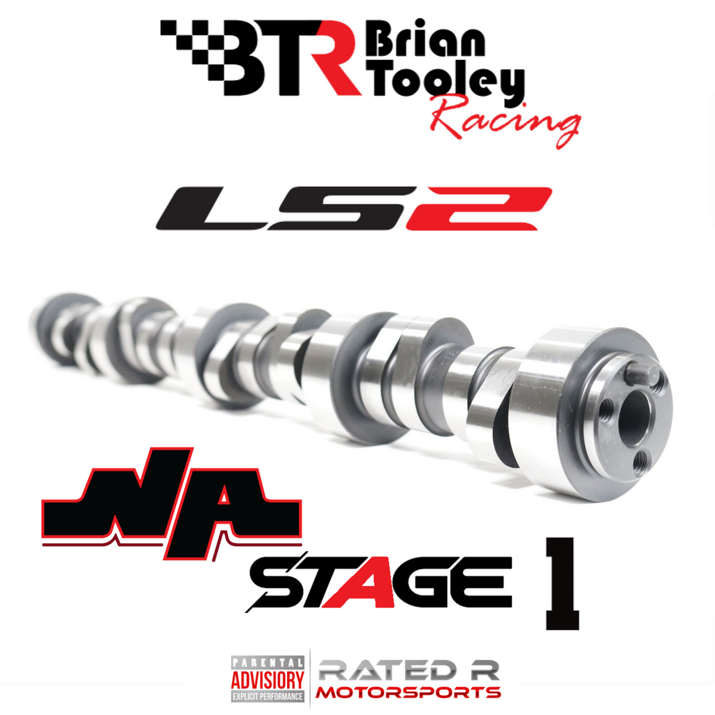 Brian Tooley Racing GM LS2 Naturally Aspirated Stage 1 Camshaft