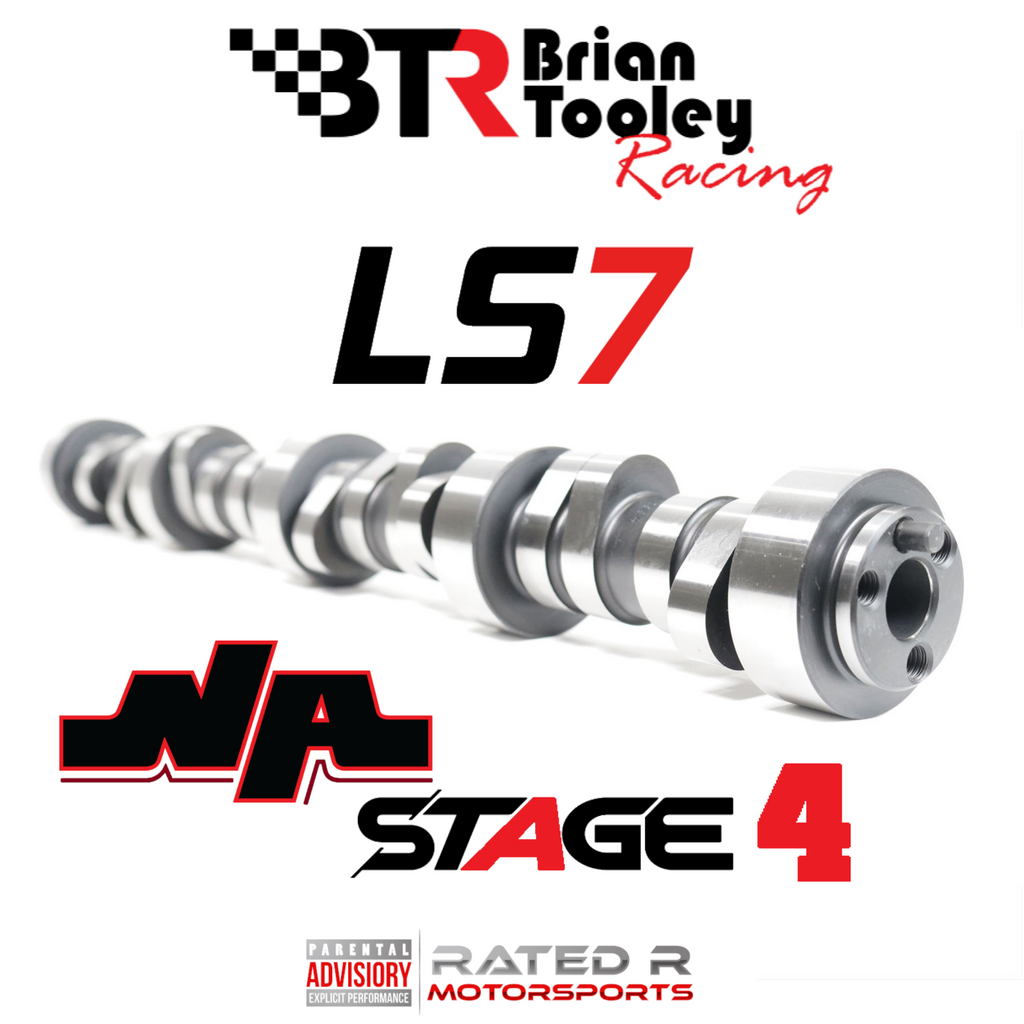 Brian Tooley Racing GM LS7 Naturally Aspirated Stage 4 Camshaft