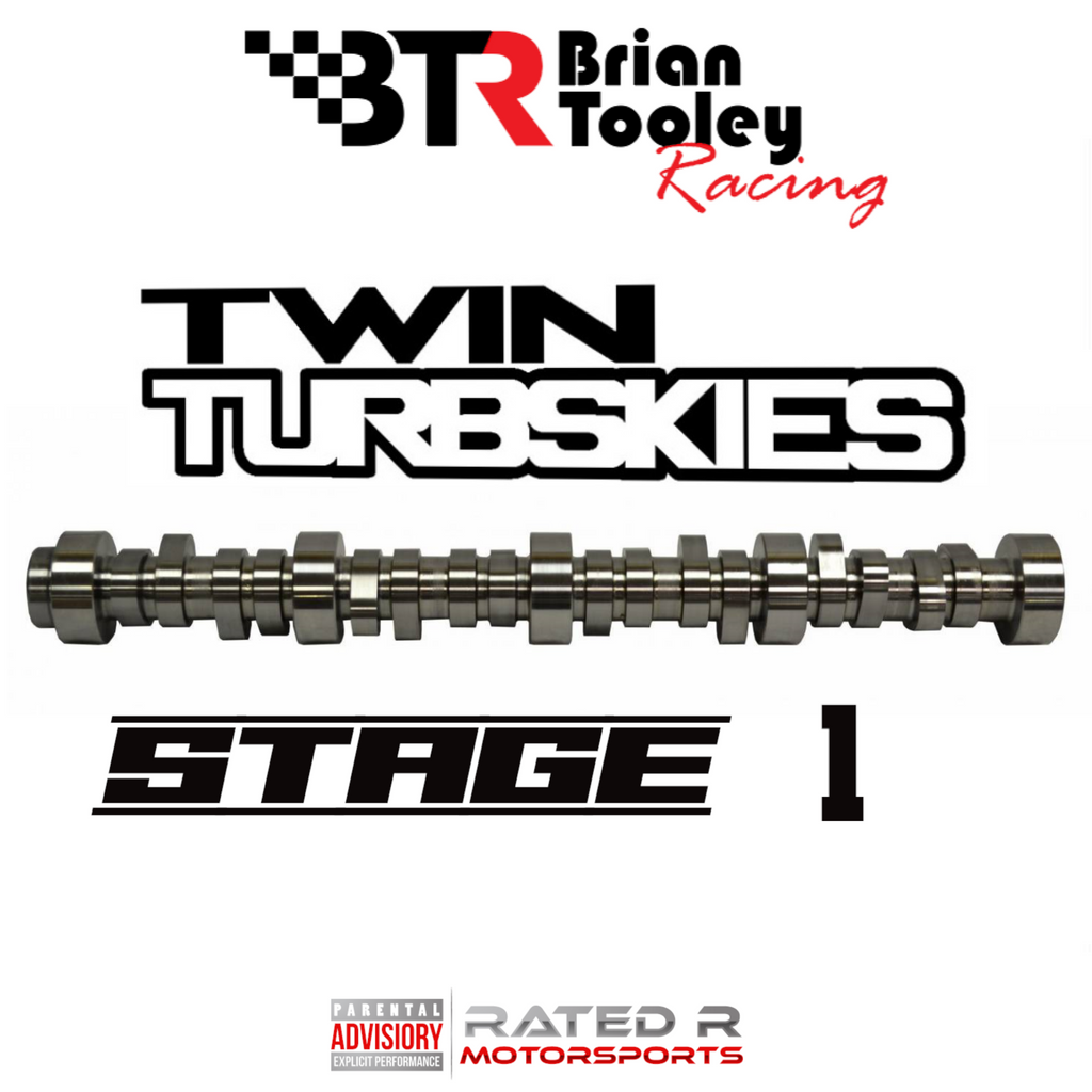 Brian Tooley Racing GM LS Twin Turbo Stage 1 Camshaft