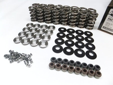 "Tick Performance LS .750"" Lift Pac 1208x Valve Spring Kit & Titanium Retainers"