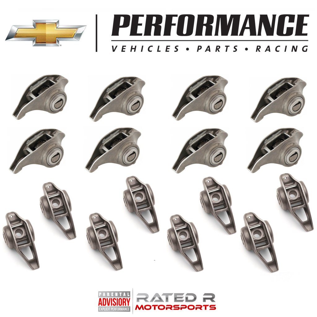 GM LS7 Complete Rocker Arms 1.8 Ratio Set of 16