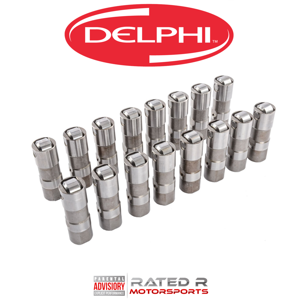 Delphi GM Hydraulic Roller LS7 Lifters (set of 16)