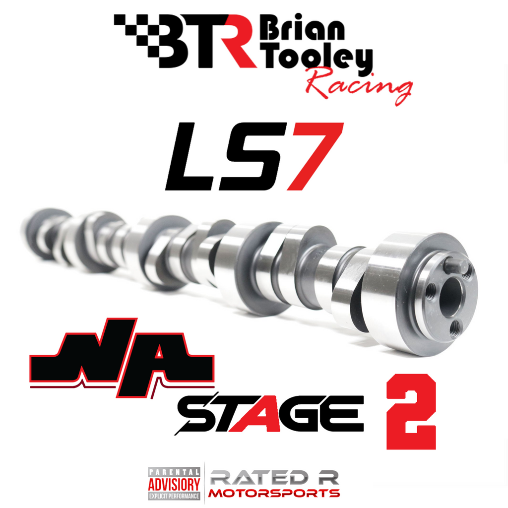 Brian Tooley Racing GM LS7 Naturally Aspirated Stage 2 Camshaft