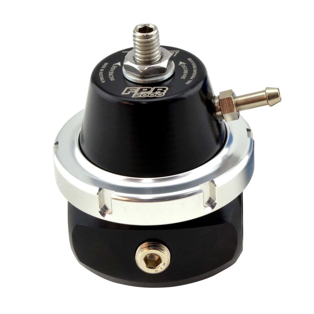 Turbosmart FPR2000 High Performance EFI Fuel Pressure Regulator -8an