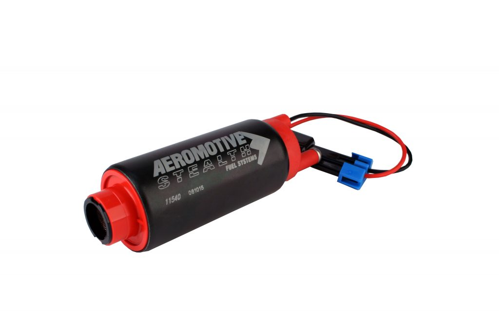 Aeromotive Stealth 340lph In Tank Fuel Pump Center Inlet