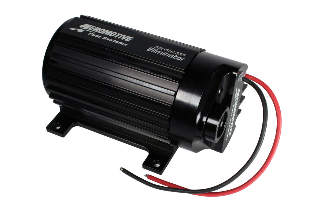 Aeromotive Brushless Eliminator External Fuel Pump Signature Body