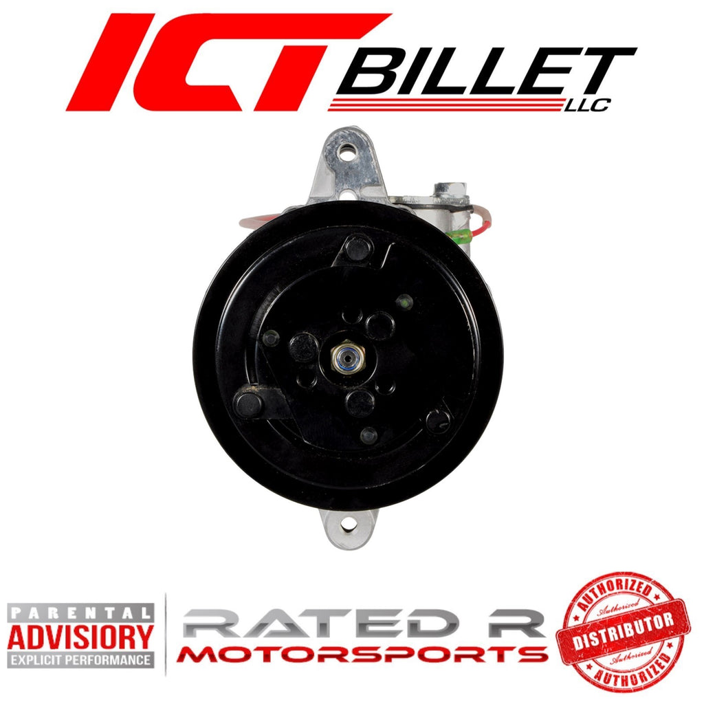 Four Seasons - A/C Compressor Sanden 7176 6-rib Serpentine Pulley