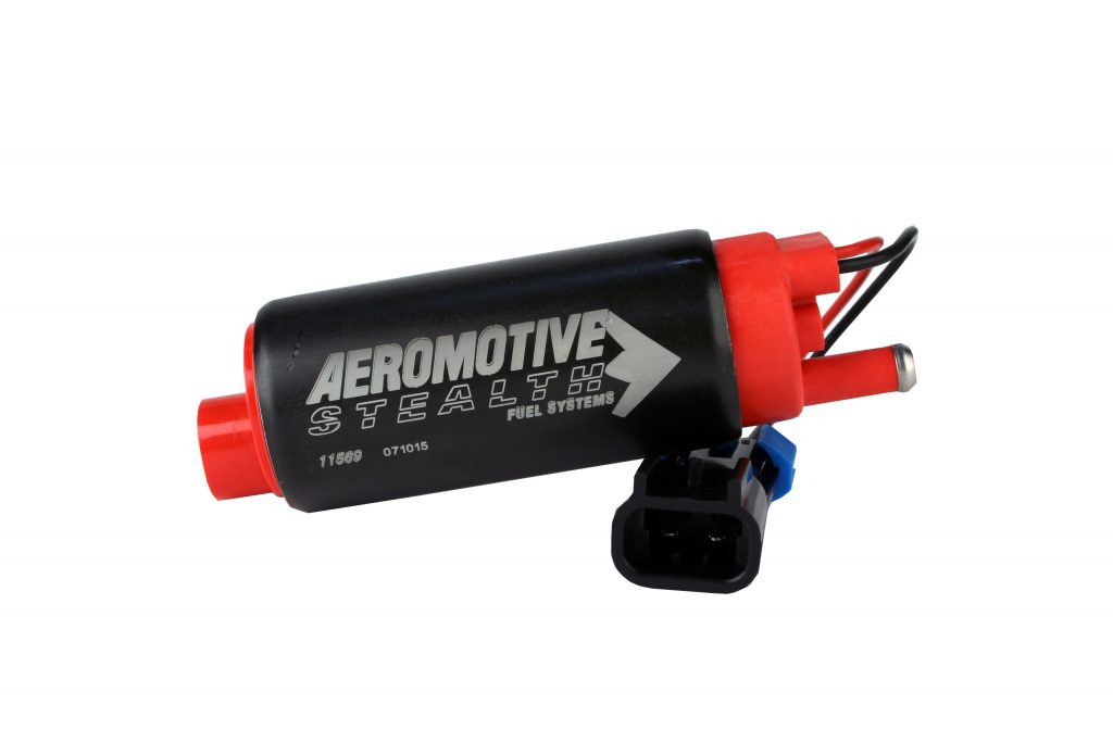 Aeromotive Stealth 340lph In Tank Fuel Pump GM Specific
