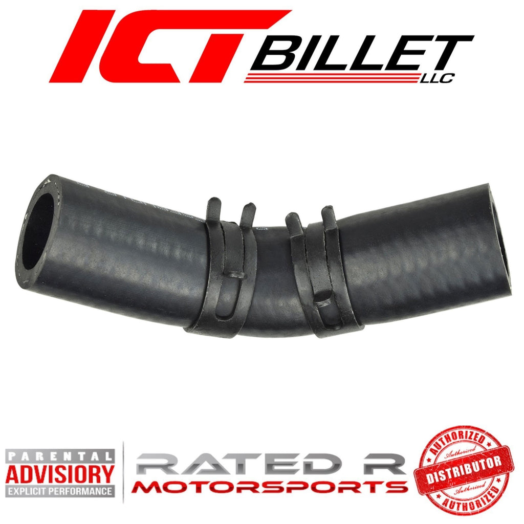 ICT Billet LS AC Delco Hose for Power Steering Reservoir 1997-2013 Corvette