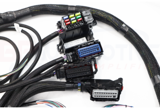 BP Automotive Standalone Wire Harness GM Gen 5 2014-16 L83 L86 With 6L80E