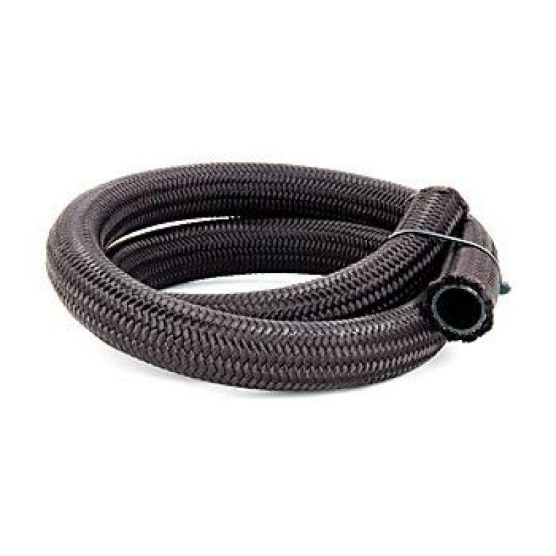 BTR -6an Black Fuel Line Braided Hose