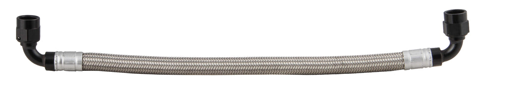 Earls -8an Fuel Line Crossover Hose Stainless