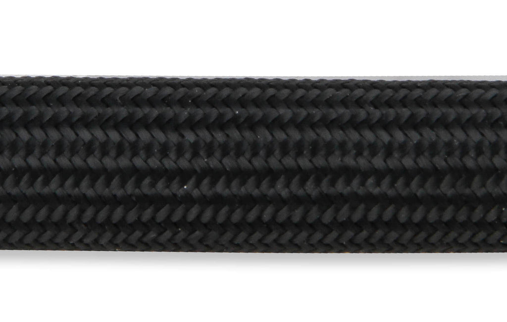 Earls -8an Fuel Line Crossover Hose Black