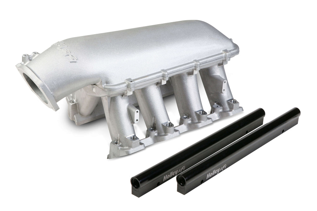Holley LS1 LS2 Hi-Ram 92mm EFI Intake Manifold Satin